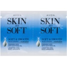 Avon Skin So Soft Smooth Enthaarungswachsstreifen für das Gesicht (Moisturizing Wax Strip Kit For Face) 10x2 St.