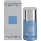 Azzaro Chrome deostick pentru barbati 75 ml