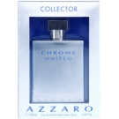 Azzaro Chrome United Collector Edition eau de toilette para hombre 100 ml