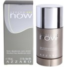 Azzaro Now Men Deo-Stick für Herren 75 ml