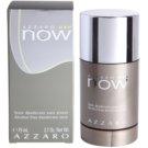 Azzaro Now Men desodorante en barra para hombre 75 ml