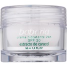 Babaria Extracto De Caracol Moisturising Cream With Snail Extract SPF 20 50 ml