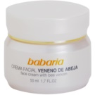 Babaria Abeja Hautcreme mit Bienengift (Face Cream With Bee Venom) 50 ml