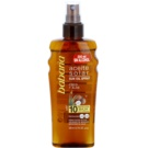 Babaria Sun Aceite Solar olej na opalování SPF 10 (Sun Spray Oil Coconut and Aloe Vera) 200 ml