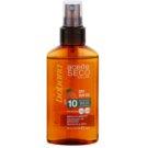 Babaria Sun Aceite Solar suchy olejek do opalania SPF 10 Carrots (Dry Sun Oil) 100 ml