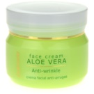 Babaria Aloe Vera Face Cream With Aloe Vera (Anti-Wrinkle Face Cream with Aloe Vera) 50 ml