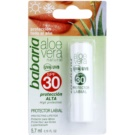 Babaria Aloe Vera бальзам для губ SPF 30 (Protecting Lipstick) 5,7 мл