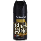 Babaria Black Gold deodorant ve spreji 150 ml