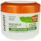 Babaria Ginseng maszk a káros napsugarak ellen (Hair Mask - Aloe Vera & Ginseng) 400 ml