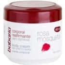 Babaria Rosa Mosqueta crema de corp pentru fermitatea pielii cu extracte de trandafiri salbatici (Body Cream Anti-Stretch Marks) 400 ml