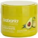 Babaria Twenty telový krém s avokádom  250 ml