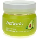 Babaria Twenty hydratační pleťový krém (Moisturiser Face Cream with Avocado Extract) 50 ml