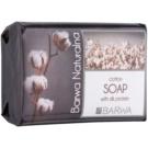 Barwa Natural Cotton Feinseife mit regenerierender Wirkung  100 g