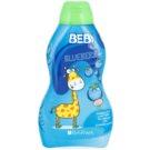 Barwa Bebi Kids Blueberry šampón a pena do kúpeľa 2v1 (Chamomile Extract) 380 ml