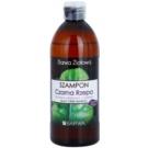 Barwa Herbal Black Turnip Anti - Dandruff Shampoo For Weak Hair  480 ml