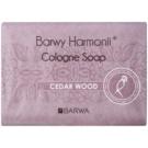 Barwa Harmony Cedar Wood Feinseife mit feuchtigkeitsspendender Wirkung (Cologne Soap) 200 g