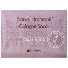 Barwa Harmony Cedar Wood туалетне мило зі зволожуючим ефектом  200 гр
