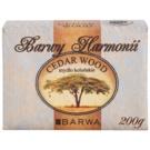 Barwa Harmony Cedar Wood туалетне мило зі зволожуючим ефектом (Cologne Soap) 200 гр