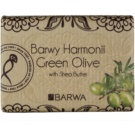 Barwa Harmony Green Olive Soap With Shea Butter  200 g