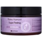 Barwa Harmony Modelling cukrový peeling proti celulitidě Chilli & Cranberry Extract 250 ml