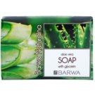 Barwa Natural Aloe Vera tuhé mydlo s glycerínom  100 g