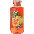 Bath & Body Works Agave Papaya Sunset Duschgel für Damen 295 ml