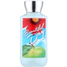 Bath & Body Works Beautiful Day testápoló tej nőknek 236 ml