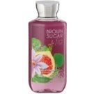 Bath & Body Works Brown Sugar and Fig sprchový gel pro ženy 295 ml