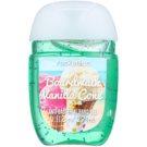 Bath & Body Works PocketBac Boardwalk Vanilla Cone antibakterielles Gel für die Hände (Boardwalk Vanilla Cone) 29 ml