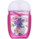 Bath & Body Works Be You Tiful Gel antibacterial pentru maini. (Perfect Petals Scent) 29 ml