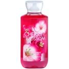 Bath & Body Works Cherry Blossom Duschgel für Damen 295 ml