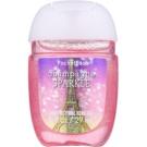Bath & Body Works PocketBac Champagne Sparkle antibakteriální gel na ruce (Champagne Sparkle) 29 ml