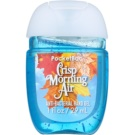 Bath & Body Works PocketBac Crisp Morning Air antibakterielles Gel für die Hände  29 ml