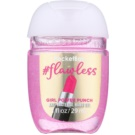 Bath & Body Works PocketBac Flawless antibakteriális gél kézre (Girl Power Punch) 29 ml