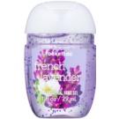 Bath & Body Works PocketBac French Lavender antibakterielles Gel für die Hände (French Lavender) 29 ml