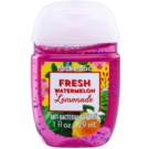 Bath & Body Works PocketBac Fresh Watermelon Lemonade Gel antibacterial pentru maini.  29 ml
