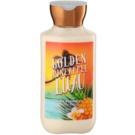 Bath & Body Works Golden Pineapple Luau tělové mléko pro ženy 236 ml