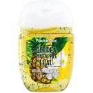Bath & Body Works PocketBac Golden Pineapple Luau żel antybakteryjny do rąk  29 ml