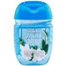 Bath & Body Works PocketBac Gardenia & Spring Rain antibakterielles Gel für die Hände  29 ml