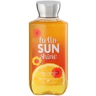 Bath & Body Works Hello Sunshine sprchový gel pro ženy 295 ml