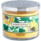 Bath & Body Works Honeysuckle vonná svíčka 411 g