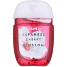 Bath & Body Works PocketBac Japanese Cherry Blossom antibakterielles Gel für die Hände  29 ml