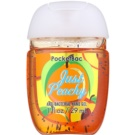 Bath & Body Works PocketBac Just Peachy antibakterielles Gel für die Hände  29 ml
