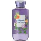 Bath & Body Works Lavander & Spring Apricot Duschgel für Damen 295 ml