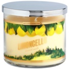 Bath & Body Works Limoncello illatos gyertya  411 g