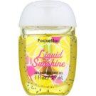 Bath & Body Works PocketBac Liquid Sunshine antibakteriální gel na ruce (Liquid Sunshine) 29 ml