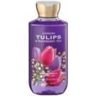 Bath & Body Works London Tulips & Raspberry Tea Duschgel für Damen 295 ml