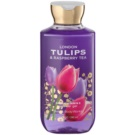 Bath & Body Works London Tulips & Raspberry Tea Duschgel für Damen 295 ml
