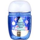 Bath & Body Works PocketBac Merry Berry Kiss antibakterielles Gel für die Hände  29 ml