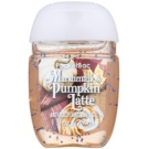 Bath & Body Works PocketBac Marshmallow Pumpkin Latte Gel antibacterial pentru maini. (Marshmallow Pumpkin Latte) 29 ml